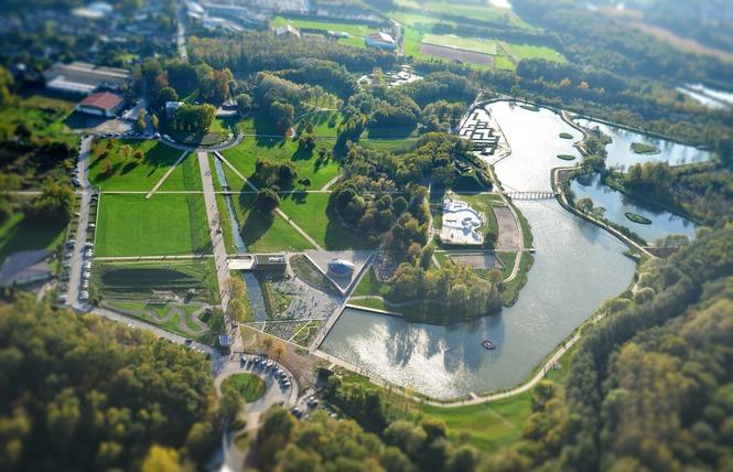 Parc de la Porte du Hainaut, un endroit pour passer du bon moment en famille